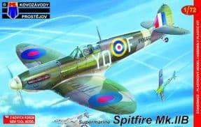 KPM0056 1/72 Supermarine Supermarine Spitfire Mk.IIB