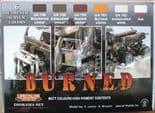 LC-CS29 Burned set (22ml x 6)