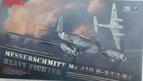 MMLS-004 1/48 Messerschmitt Me-410b-2 / U2 / R4 Heavy Fighter