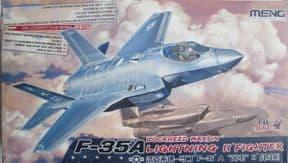 MNGLS-007 1/48 Lockheed F-35A Lightning II