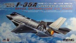 MNGLS-011 1/48 Lockheed-Martin F-35A Lightning II (Netherlands)