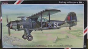 SH48045 1/48 Fairey albacore Mk I