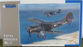 SH48084 1/48 Fairey Albacore Mk II