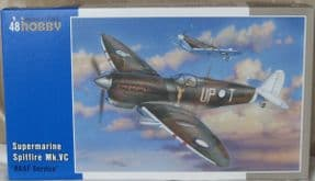 SH48100 1/48 Supermarine Spitfire Mk.Vc