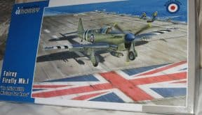 SH48145 1/48 Fairey Firefly FR Mk.I 'The Initial British Missions Over Korea'