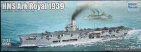 TRU06713 1/700 HMS Ark Royal 1939