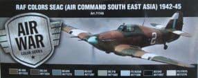 VAL71146 RAF & FAA SEAC (Air Command South East Asia) 1942-45
