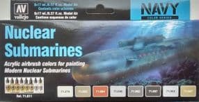 VAL71611 Nuclear Submarines