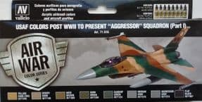 VAL71616 Modern USAF Aggessor Aircraft part 1