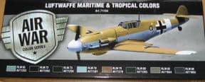 VAL71164 Luftwaffe Maritime and Tropical Colors