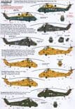 X48111 1/48 Westland Wessex decals (9)