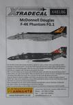 X48186 1/48 McDonnell-Douglas F-4K Phantom FG.1 decals (4)