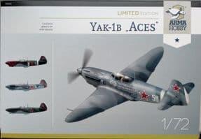 AH70030 1/72 Yakovlev Yak-1b