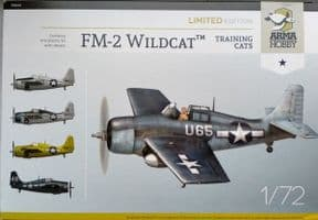 AH70034 1/72 Grumman FM-2 Wildcat 'Training Cats'