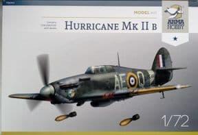 AH70043 1/72 Hawker Hurricane Mk.IIb