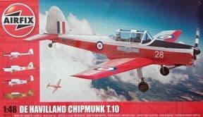 AIR04105 1/48 de Havilland Chipmunk T.10