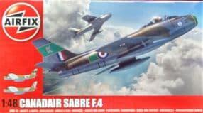 AIR08109 1/48 Canadair Sabre F.4 RAF