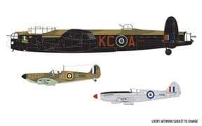 AIR50182 1/72 Battle of Britain Memorial Flight