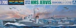 AO-57643 1/700 HMS Jervis (Super Detail) Ltd Ed