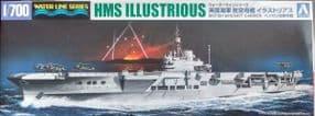 AO-59418 1/700 HMS Illustrious 'attack on Benghazi'