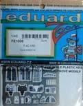 EDFE1006 1/48 McDonnell F-4C Phantom zoom etch (Academy)