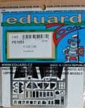 EDFE1053 1/48 Grumman F-14D Super Tomcat zoom etch (Avant Garde)