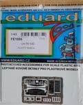 EDFE1066 1/48 Bell UH-1N zoom etch (Kitty Hawk)