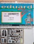 EDFE1212 1/48 McDonnell F-4B Phantom zoom etch (Tamiya)