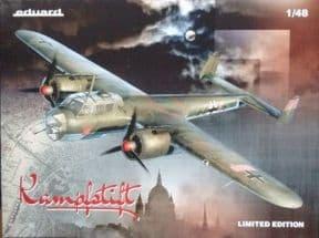 EDK11147 1/48 Kampfstift Dornier Do17Z-2 Ltd Ed