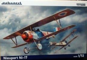 EDK7404 1/72 Nieuport Ni-17 Weekend