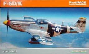 EDK82103 1/48 North-American F-6D/K Mustang Profipack