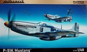 EDK82105 1/48 North-American P-51K Mustang ProfiPACK