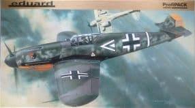 EDK82114 1/48 Messerschmitt Bf109F-4
