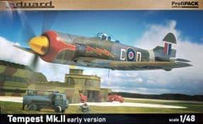 EDK82124 1/48 Hawker Tempest Mk.II early Profipack