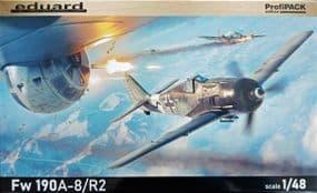 EDK82145 1/48 Focke-Wulf Fw190A-8/R2 ProfiPACK
