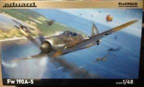 EDK82149 1/48 Focke-Wulf Fw190A-5 Profipack