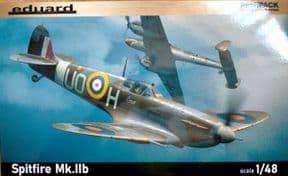 EDK82154 1/48 Supermarine Spitfire Mk.IIb Profipack