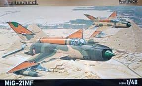 EDK8231 1/48 Mikoyan MiG-21MF