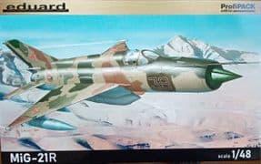 EDK8238 1/48 Mikoyan MiG-21R