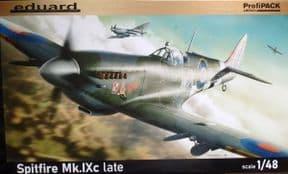 EDK8281 1/48 Supermarine Spitfire Mk.IXc late version