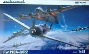 EDK84114 1/48 Focke-Wulf Fw-190A-8/R2