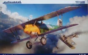 EDK8414 1/48 Pfalz D.IIIa Weekend