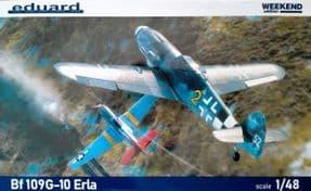 EDK84174 1/48 Messerschmitt Bf-109G-10 Erla Weekend