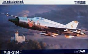 EDK84177 1/48 Mikoyan MiG-21MF Weekend