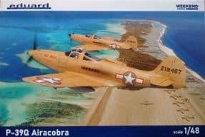 EDK8470 1/48 Bell P-39Q Airacobra Weekend