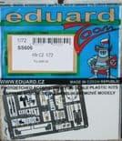 EDSS606 1/72 IAI C2 Kfir zoom etch (AMK)
