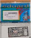 EDSS742 1/72 Blackburn Buccaneer S.2B zoom etch ( Airfix)