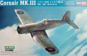 HBB80396 1/48 Vought Corsair Mk.III (Royal Navy)