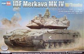 HBB84523 1/35 IDF Merkava Mk IV w/ Trophy