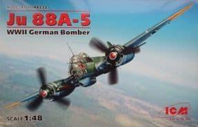 ICM48232 1/48 Junkers Ju-88A-5 Bomber